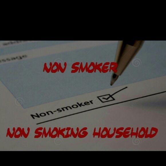 Non smoking Non smoking home Other