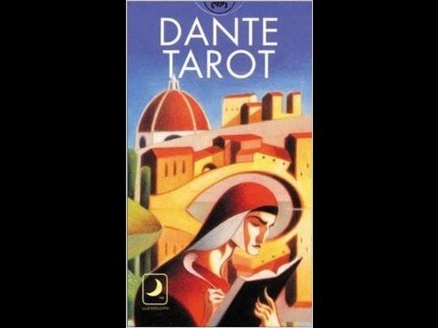 Dante Tarot by Andrea Serio and Giordano Berti: a card-by-card feature by Tarot Zamm. Dante, one of the most important poets of the 14th century, wrote of th...