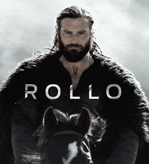 Clive Standen | Rollo | Vikings | via:  http://queensansastark.tumblr.com/  Oh my!