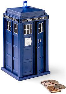 Tardis Money Bank With Light And Sound