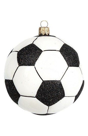 Soccer Ball Ornament | Nordstrom