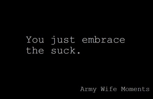 Army Wife Moments