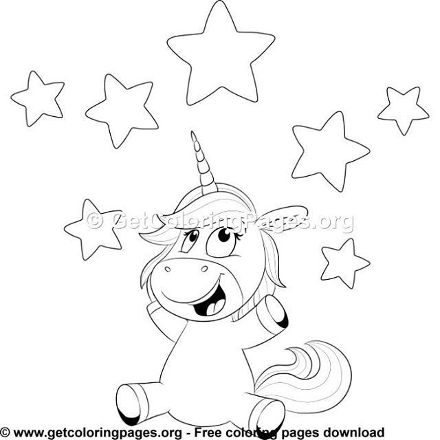 Free Coloring Pages Unicorn Coloring Pages Coloring Pages Free Coloring Pages