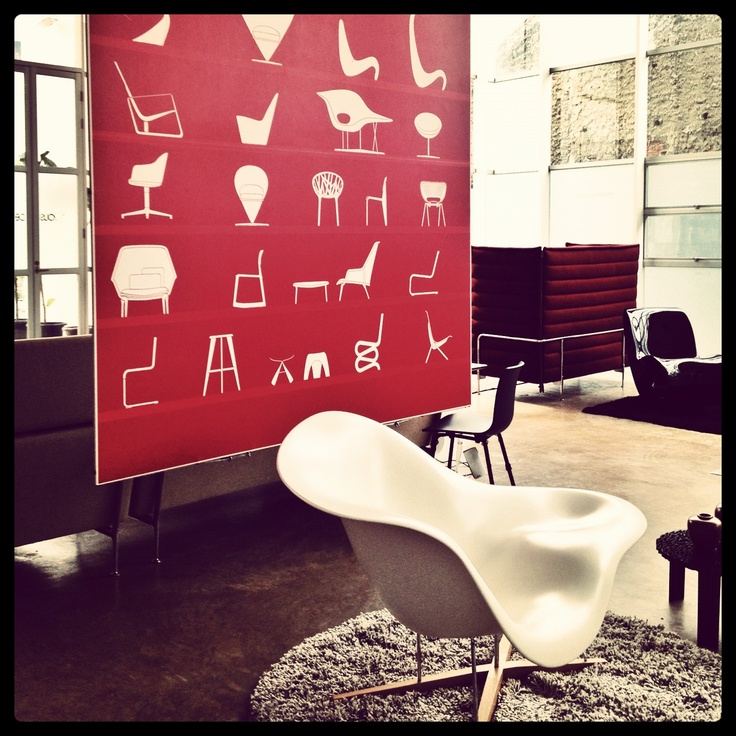 Vitra chair at Decorous furniture