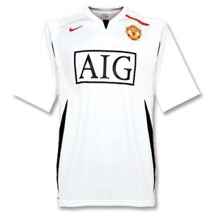 Nike 07-08 Man Utd Training Top S/S - White/Black 07-08 Man Utd Training Top S/S - White/Black http://www.comparestoreprices.co.uk/football-kit/nike-07-08-man-utd-training-top-s-s--white-black.asp