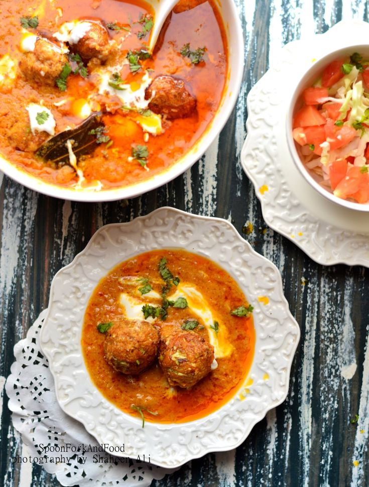 Cabbage Kofta curry (No onion-No Garlic)                                                                                                                                                                                 More
