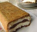 Semifreddo mascarpone nutella e pavesini, ricetta