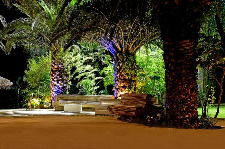 Jardim Tropical - in Amares Quinta Lago dos Cisnes, Amares, Portugal