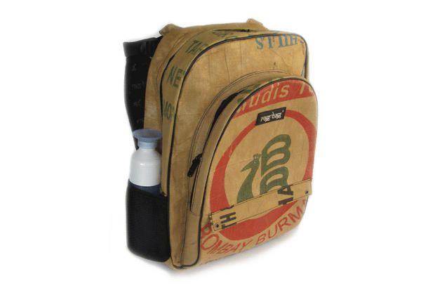 Ragbag Tamil Nadu Backpack Rugtas Teabag - € 59,00