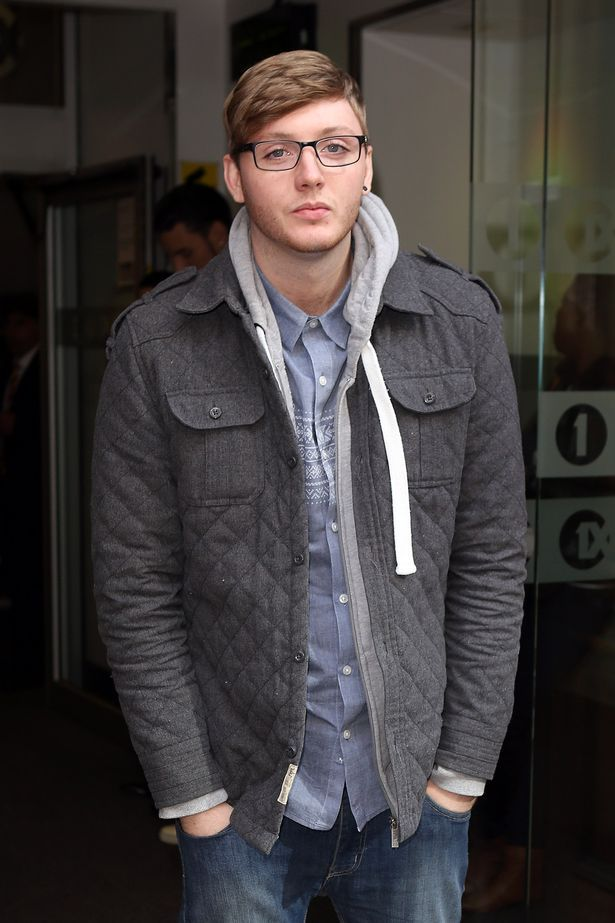 James Arthur, this year's x factor UK winner <3 love him to bits!