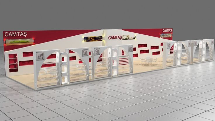 Camtas  Exhibition Stand Design