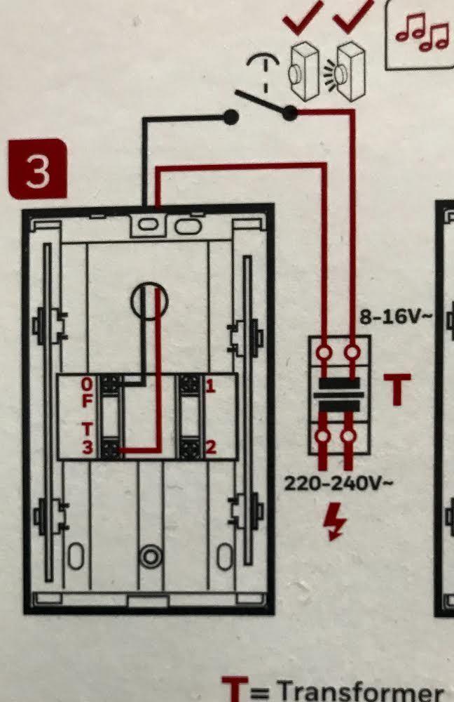 Doorbell Wiring Diagram