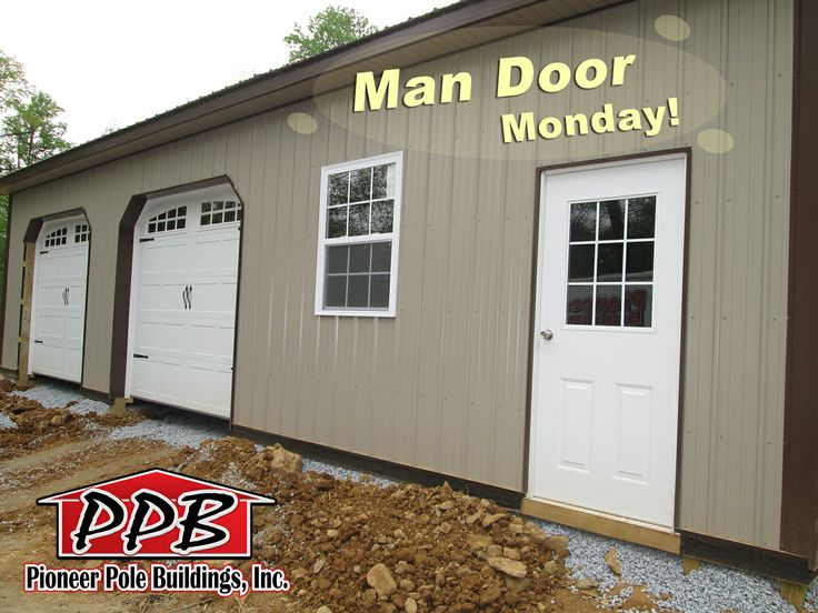 Man Door Mondays! (1) 3068 9-Lite Entry Door / & 31 best Man Door Mondays! images on Pinterest | Garage Pole ...