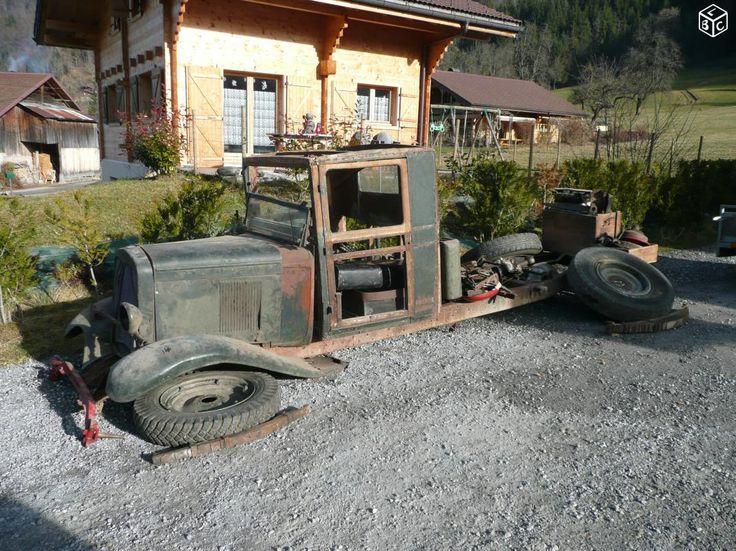 Pick up chevrolet 1929 Voitures Haute-Savoie - leboncoin.fr