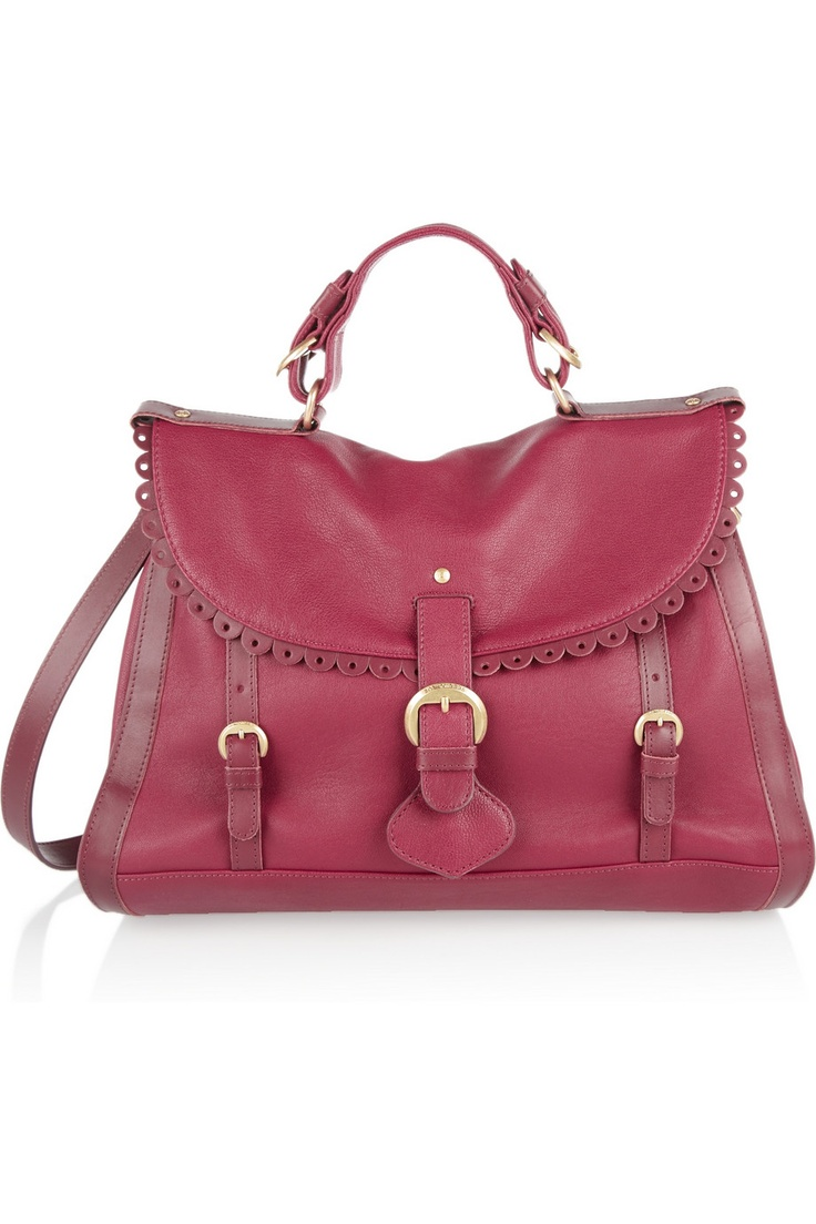 SEE BY CHLOÉ Poya leather satchel