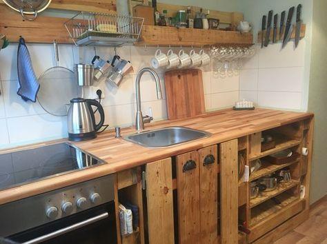Die besten 25+ Küche anrichte Ideen auf Pinterest - küchen dänisches bettenlager