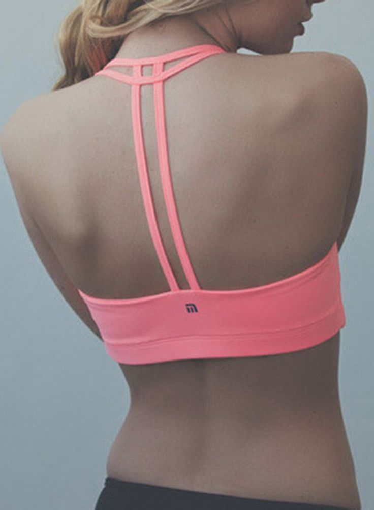 Women's Wireless Push-up Activewear Sports Yoga Workout Bra
