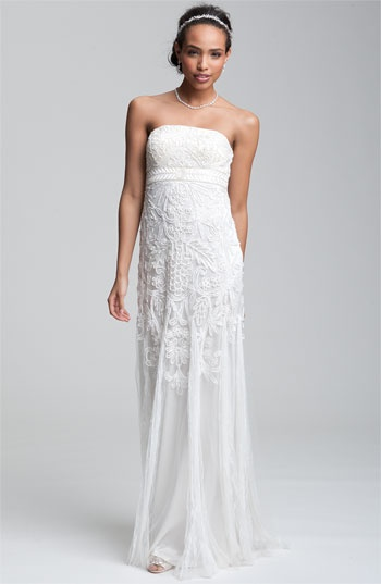 Sue Wong Embellished Strapless Gown Nordstrom