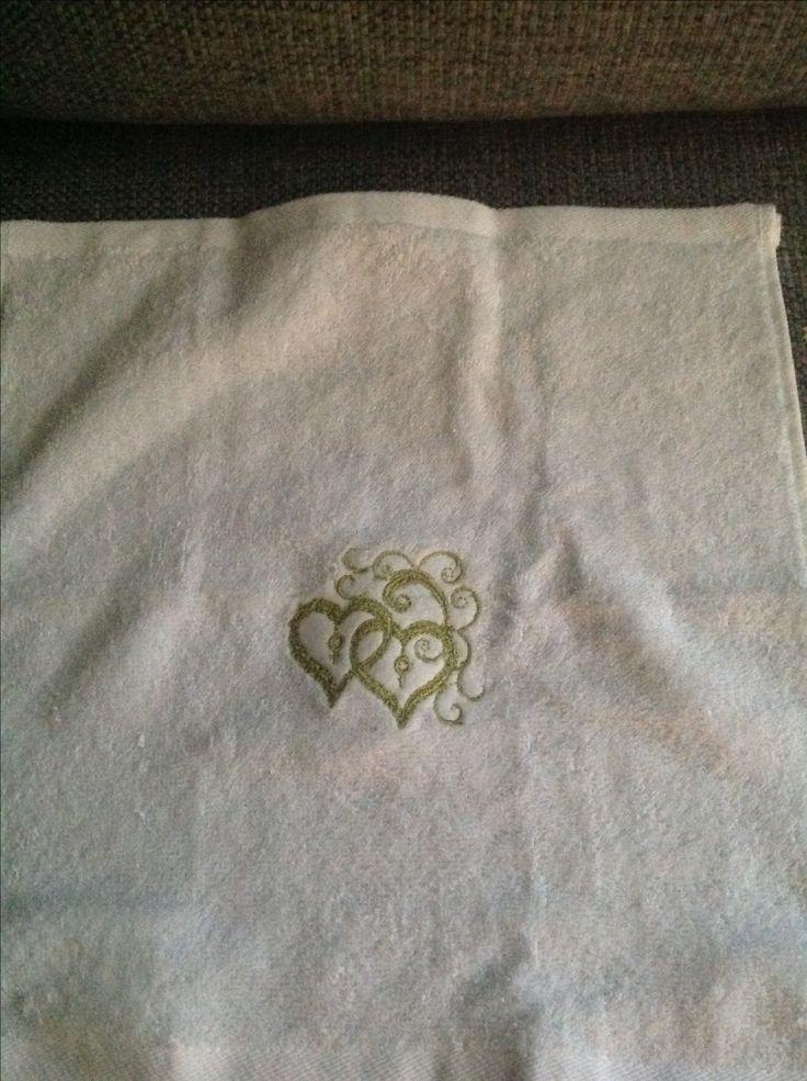 Handduk, pyyhe