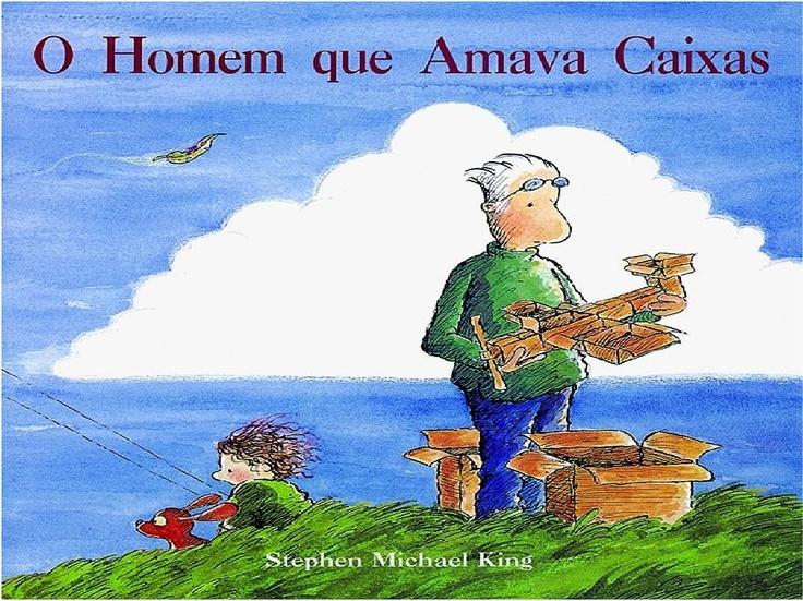 Era uma vez um homem que amava seu filho e amava caixas  também-ppw by ana via Slideshare