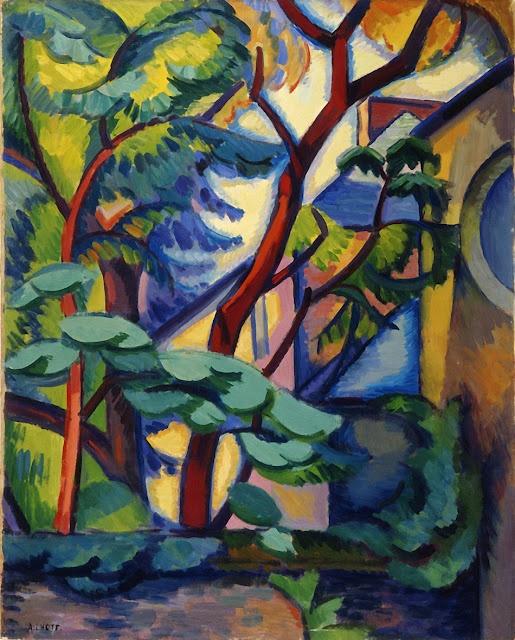 André Lhote, peintre cubiste