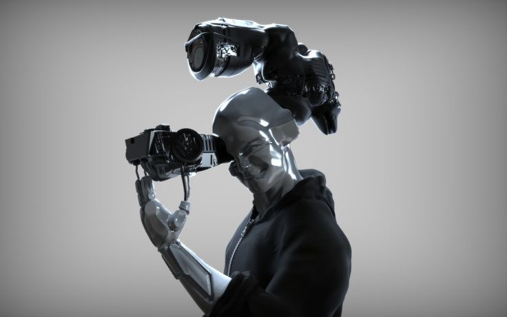 Camera Man , Peter Mikielewicz on ArtStation at https://www.artstation.com/artwork/z1LwQ