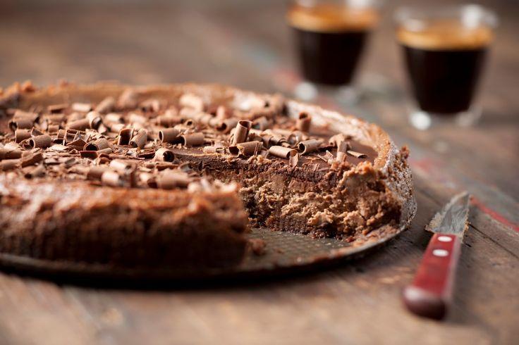 Cheesecake capuccino - Maru Botana