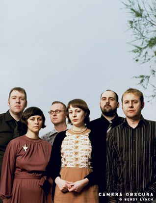 Camera Obscura- one of my favorite bands!