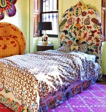 gasl fawn galli 08 723252 Gorgeous girls room in Bohemian chic