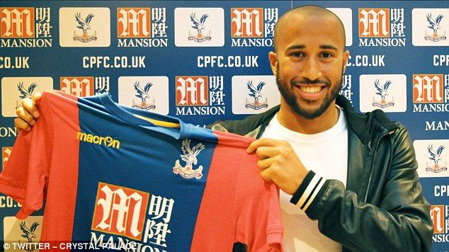 Andros Townsend (ENG) - From Newcastle United (ENG) to Crystal Palace (ENG) - £13 millions - 2016