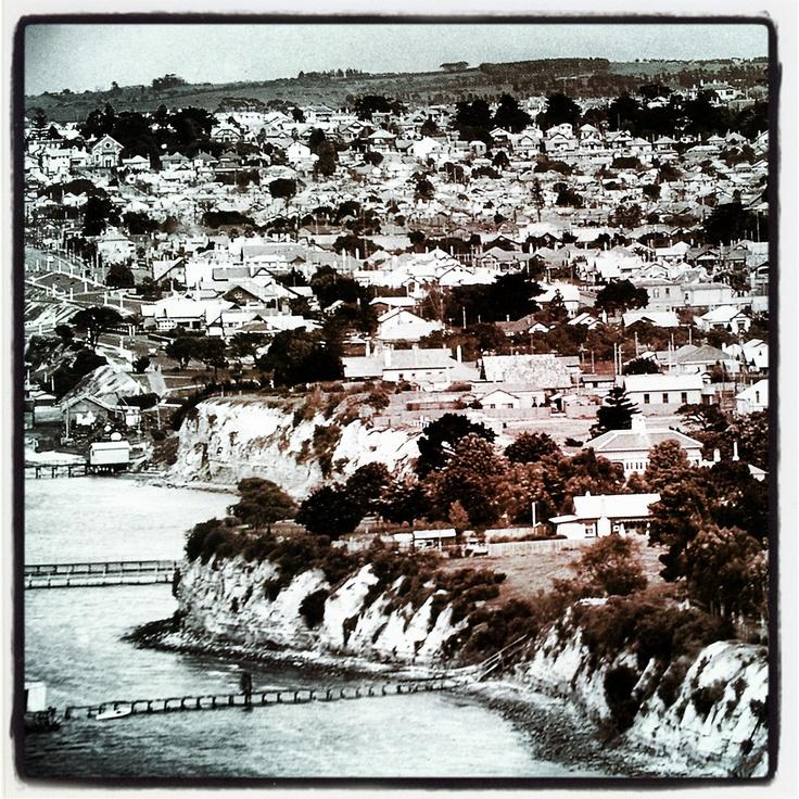 Geelong 1938: St Helens, Geelong West, Newtown