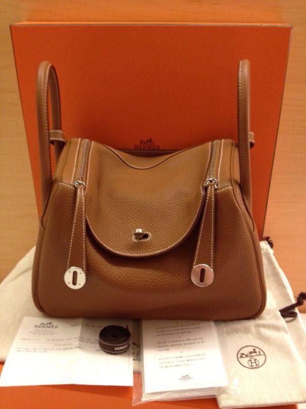 Hermes .... Lindy bag