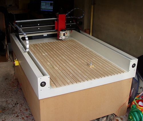 36 best images about cnc routers on pinterest diy cnc for Home built router