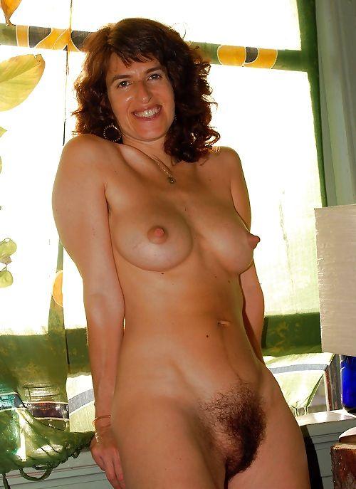 Boring. Hairy mature full figured nudes