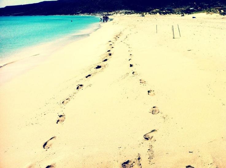 Simos Beach, Elafonisos Greece