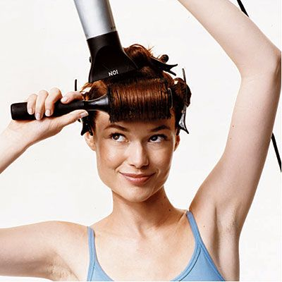 secrets to blowdrying your hair like a pro!