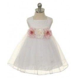 Bruidsmeisjes jurk Vintage Roses