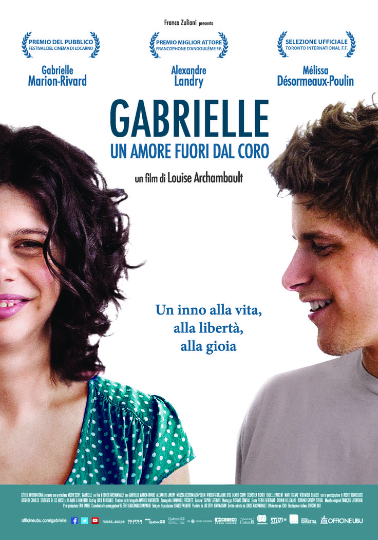 #Gabrielle: movie review #Locarno66
