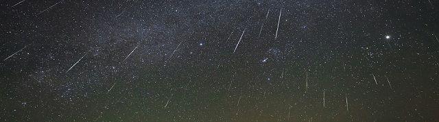 Dit weekend meer dan 100 vallende sterren per uur - http://www.ninefornews.nl/dit-weekend-meer-dan-100-vallende-sterren-per-uur/