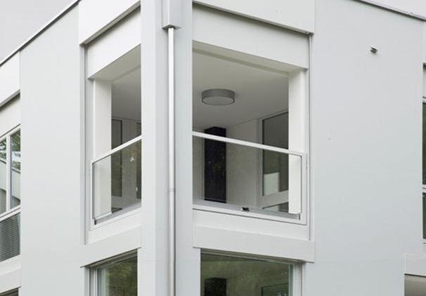 Five Fold: Apartment block, Basel, Switzerland, by Lütjens Padmanabhan Architekten | Buildings | Architectural Review
