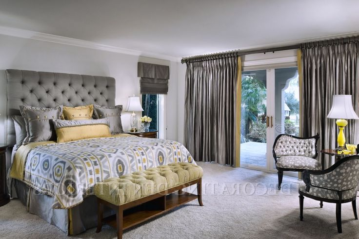 Best 10+ Gray Yellow Bedrooms Ideas On Pinterest