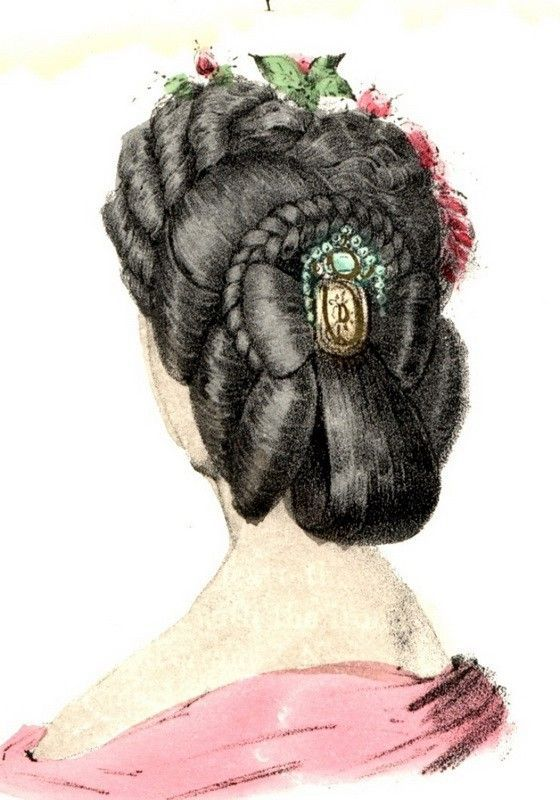 plated hair styles solent horror story hairstyles 1860s 1890s 3752