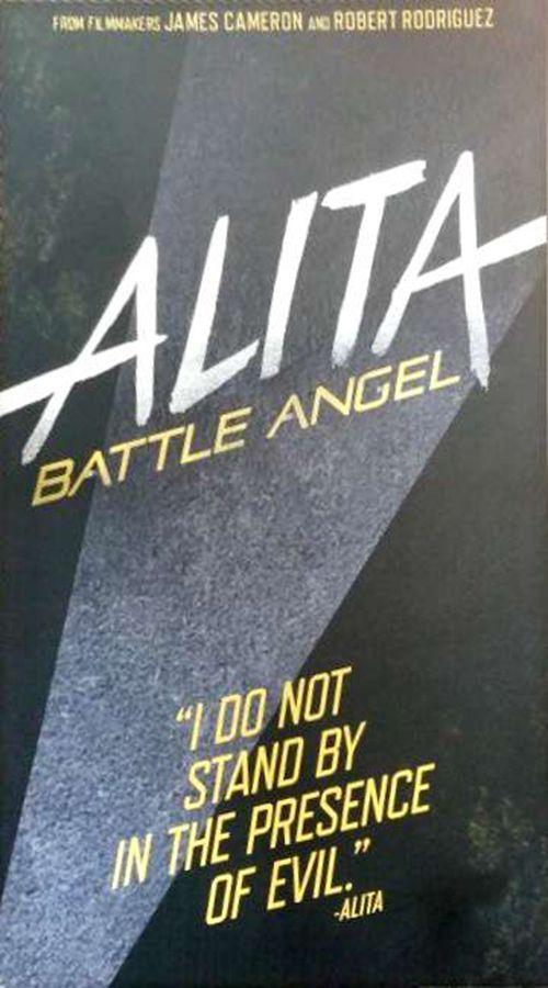 Alita: Battle Angel 2018 full Movie HD Free Download DVDrip