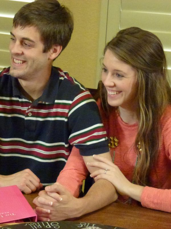 "19 Kids & Counting Exclusive—Jill Duggar Discusses Her Wedding and Pregnancy: ""We Weren't Preventing Anything"""