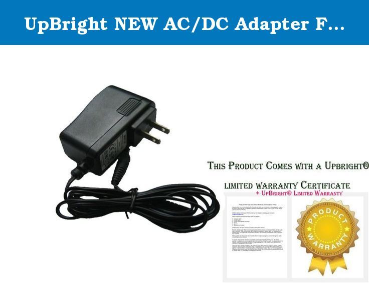 UpBright NEW AC/DC Adapter For ProForm Treadmill Elliptical Upright Bike 880S 880 S 1080S 1080 S, GL105, 595 LT 595 Pi Treadmill Elliptical, Ergo Strider 3.0 PFEL534080, Ergo Strider 3.0 PFEL53408.1 PFEL534081, GT85X Upright Bike, 705 CST PFTL81910 Treadmill Power Supply Cord Cable Charger Mains PSU. UpBright® NEW AC/DC Adapter For ProForm Treadmill Elliptical Upright Bike 880S 880 S 1080S 1080 S, GL105, 595 LT 595 Pi Treadmill Elliptical, Ergo Strider 3.0 PFEL534080, Ergo Strider 3.0...