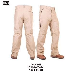 Celana Panjang Gunung dan Hiking tipe Cargo Pria [HLM 031] (Brand Trekking)…