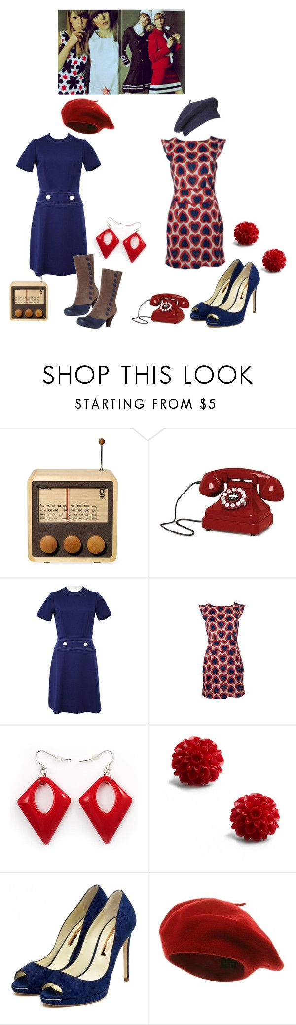 """""""Boyd Sisters"""" by peace-frog ❤ liked on Polyvore featuring Singgih Kartono, Emily and Fin, Avalaya, Gentle Fawn Clothing, Rupert Sanderson and Topshop"""