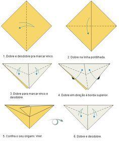 25 melhores ideias de origami de drag o no pinterest