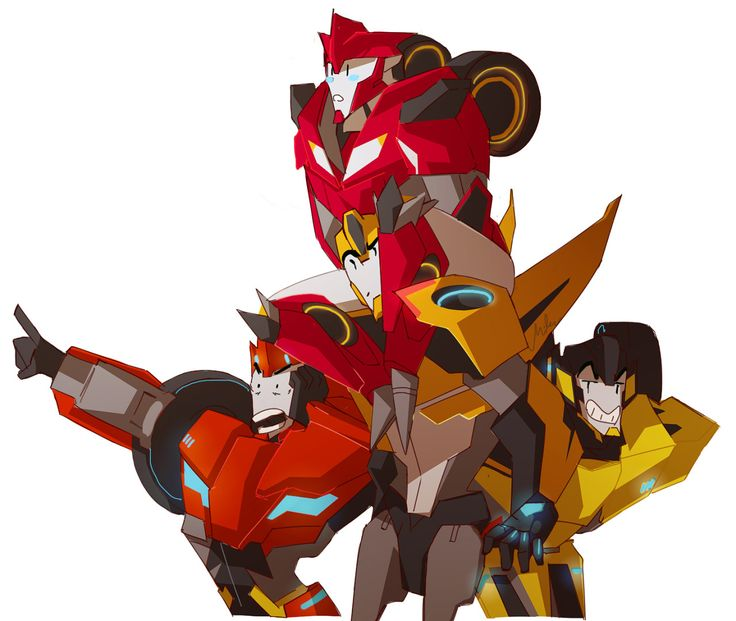 Try These Transformers Prime Season 4 Fanfiction {Mahindra Racing}