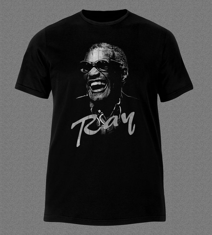 >> Click to Buy << RAY CHARLES R & B SOUL BLUES GOSPEL COUNTRY JAZZ POP MUSIC T-Shirt Fashion Men And Woman T Shirt Free Shipping Interesting #Affiliate